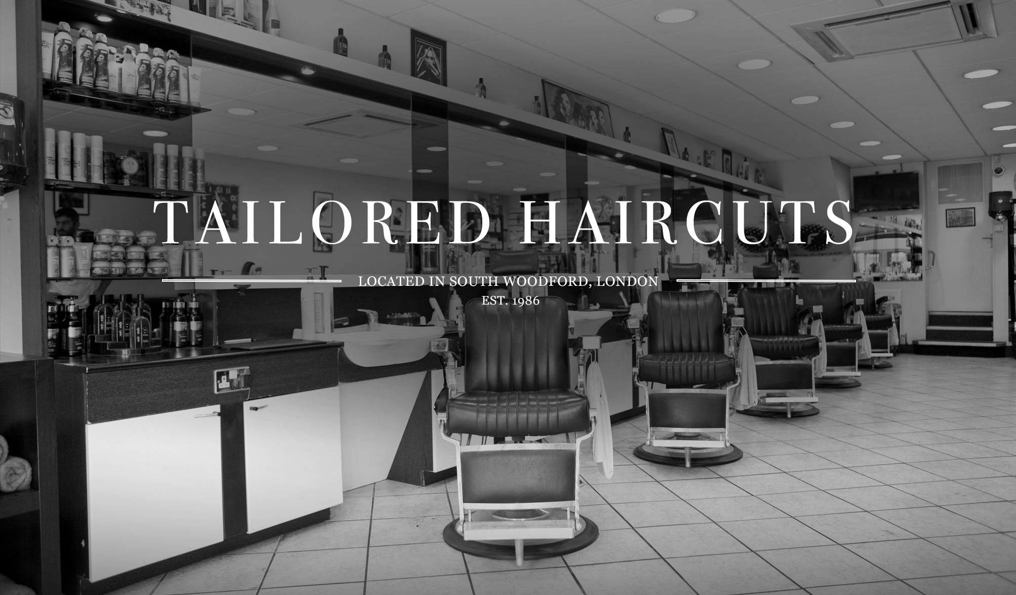 Hair Male Salon