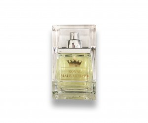 male fragrance glass